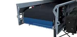 Accessories conveyor belts - head scraper