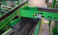 Accessories conveyor belts - unsealed transfer systems