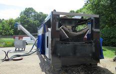 Multiwash Hook  - Austrag von Störstoffen