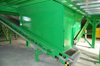 Accessories conveyor belts - sealed transfer systems