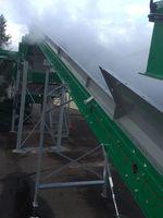 Accessories conveyor belts - belt incline