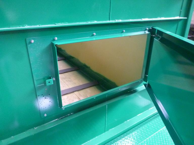 Acces hatch