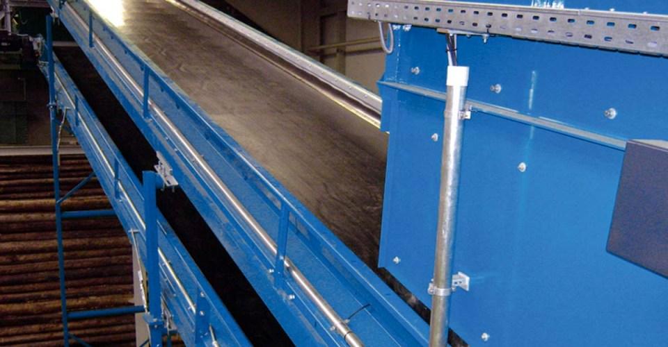 Flachband Typ U-HD - Fördertechnik und Fördersysteme
