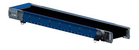 System Flachband Typ U-HD - Fördertechnik, Förderbänder