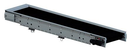 Basic flat conveyor type U-FH