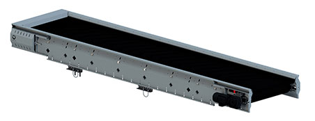 Basic Flachband Typ U-FH - Fördertechnik - Anlagenbau Günther