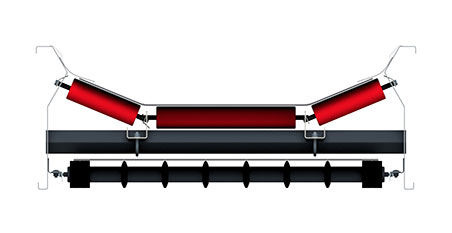 Muldenband Typ U3 - Fördertechnik - Anlagenbau Günther