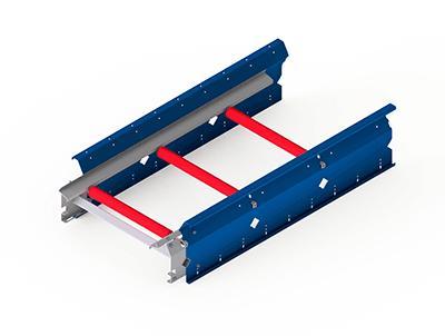 Uni-Band als Flachband verstärkt - Fördertechnik und fördersysteme
