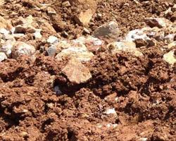 Steine und Erden